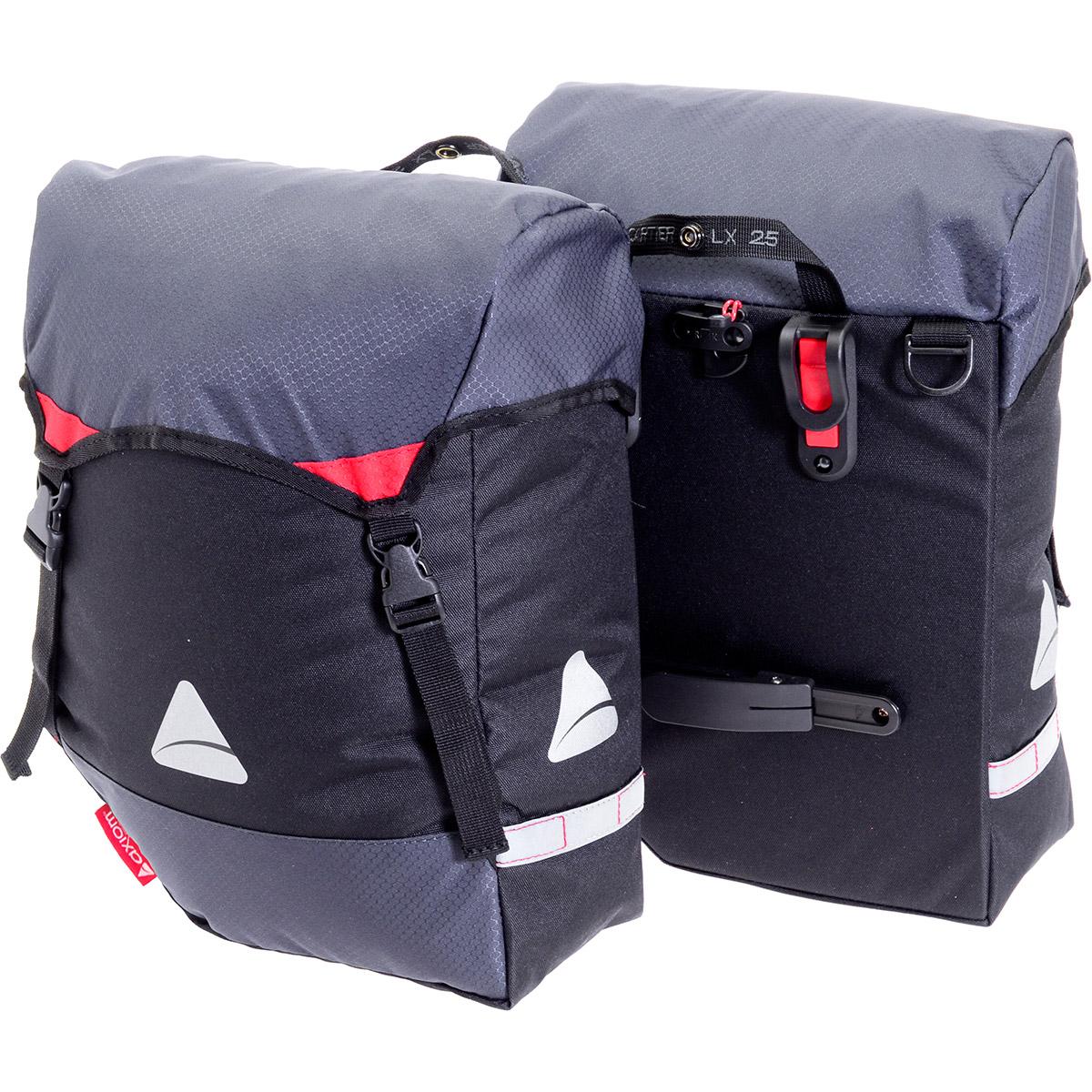 Porte bagages avant Kinetics pour le block de fixation Brompton Cartier-lx-25-1