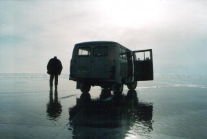 van-on-ice
