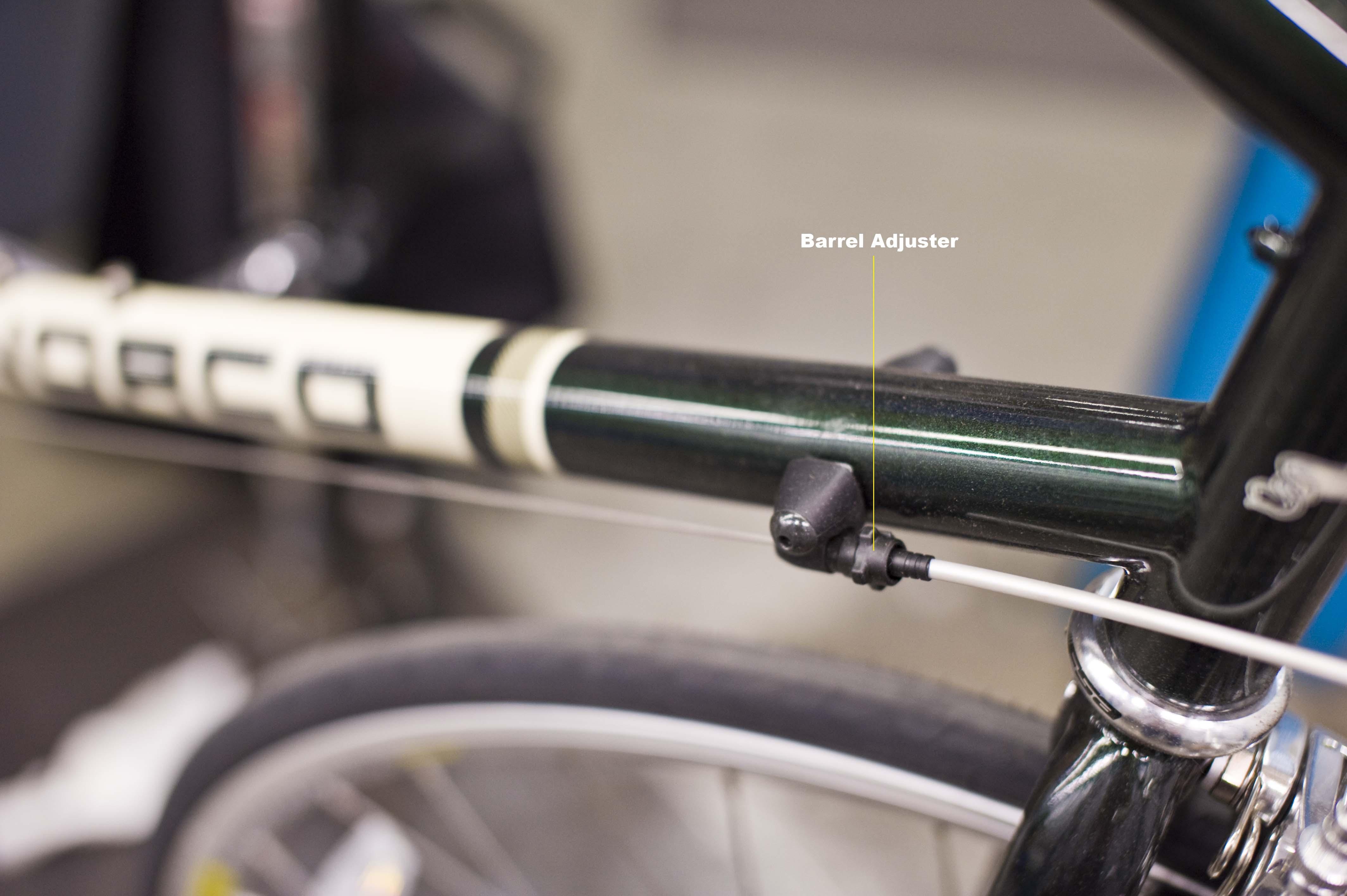Derailleur Cable Stop Shimano Di2 Front Derailleur Limit