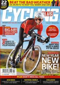 Cycling Plus Magazine Axiom floor pump